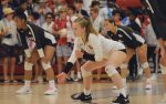 Senior Jenna Chesterman – Volleyball