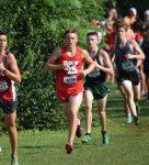 Senior Josh Church – Track & Field, Swimming, Cross Country