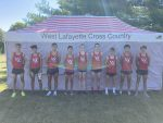 Boys varsity XC takes 6th at Harrison Invite