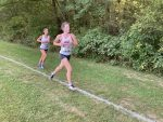 Girls JV Cross Country finishes 2nd place at Harrison JV Invite