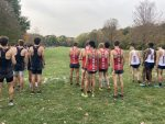 Boys XC finishes 2nd at Sectional, advances to Regional
