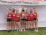 Girls XC, Haley Mansfield win Sectional titles