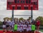 Girls Varsity Soccer beats Kankakee Valley 4 – 0 for 2nd consecutive Sectional Champsionship