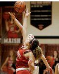 Girls Varsity Basketball beats Clinton Central 60 – 46
