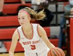 Girls Varsity Basketball falls to Benton Central Jr-Sr 45 – 40