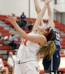 Girls Varsity Basketball falls to Lafayette Central Catholic 55 – 53