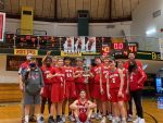 Boys 8th Basketball WCJC Champs!