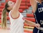 Girls Varsity Basketball beats Rensselaer 67 – 42