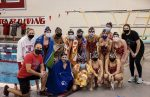 Girls Swimming and Diving perform strong at Hoosier Conference