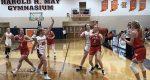 Girls Varsity Basketball falls to Harrison 76 – 54