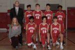 Boys Freshman Basketball beats Lafayette Jeff 52 – 48