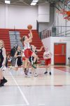 7th Grade Lady Red Devils defeat Wea Ridge 34 – 3