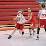 7th Grade Lady Red Devils beat Tecumseh 31 – 19