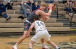 Boys Varsity Basketball beats Central Catholic 56 – 52