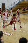 Girls 7th Grade Basketball defeats Rossville 30-18