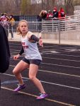 Track and Field caps a busy weekend with dual meet at Lafayette Jeff