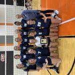 Girls Junior Varsity Volleyball wins Shawnee Mission Northwest Cougar Classic Tournament