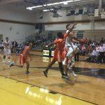 Boys Varsity Basketball beats Forest 69 – 53
