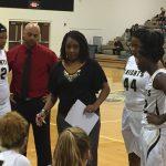 Girls Varsity Basketball beats Leesburg 57 – 13