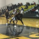 Boys Varsity Basketball falls to Forest 60 – 58