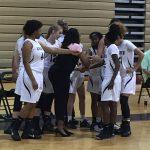 Girls Varsity Basketball beats Olympia 48 – 37