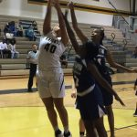 Girls Varsity Basketball beats Eustis 55 – 16