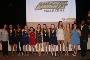 Volleyball Banquet Pictures 2018