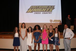 Cross Country Banquet 2018
