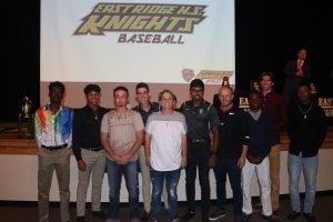 Baseball Banquet 2018