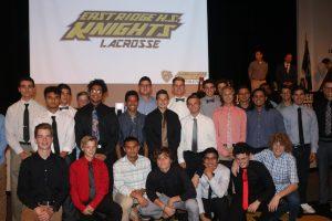 Boys Lacrosse Banquet 2018