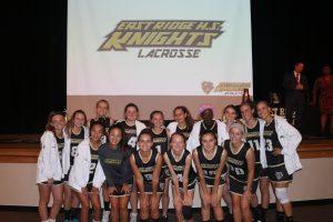 Girls Lacrosse Banquet 2018