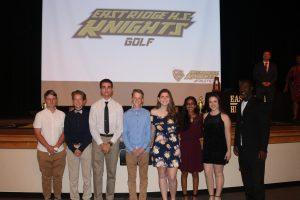 Golf Banquet 2018