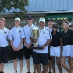 Girls and Boys Golf Win Preseason Tourney