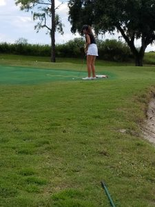 Golf 8/15