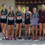 Girls Varsity Cross Country finishes 5th place at Whispering Pines Invitational