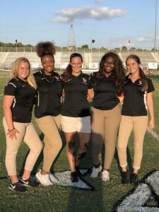 Homecoming Football Game vs Hagerty