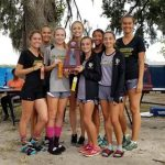 Girls Varsity Cross Country finishes 2nd place at FHSAA Class 4A District 3 Championships