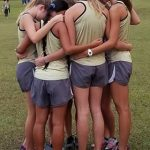 Girls Varsity Cross Country finishes 15th place at FHSAA Class 4A Region 1 Championships
