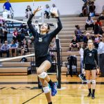 Naomi Cabello 2019 USAV Girls Youth National Training Team