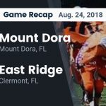 Boys Varsity Football beats Mount Dora 49 – 27