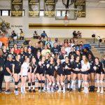 Girls Varsity Volleyball beats Tavares 3 – 0
