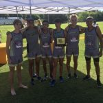 Boys Varsity Cross Country finishes 1st place at Celtic Invitational