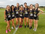 Girls Varsity Cross Country finishes 2nd place at Frostproof Cross Country Invitational