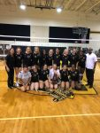 Volleyball wins 5th District title in a row
