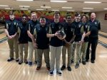 Boys Bowling finishes 3rd at district