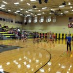 Hornet Volleyball defeats Lake Highland