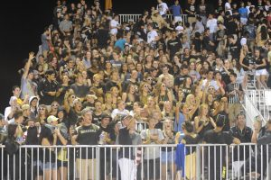 Student Section – Battle of College Park