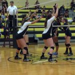 Volleyball Gets District Win over Leesburg