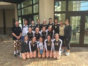Berkeley Tournament – Girls Volleyball