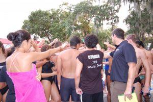 Swim Team vs Edgewater